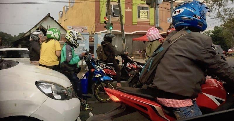 Verkehr in Indonesien