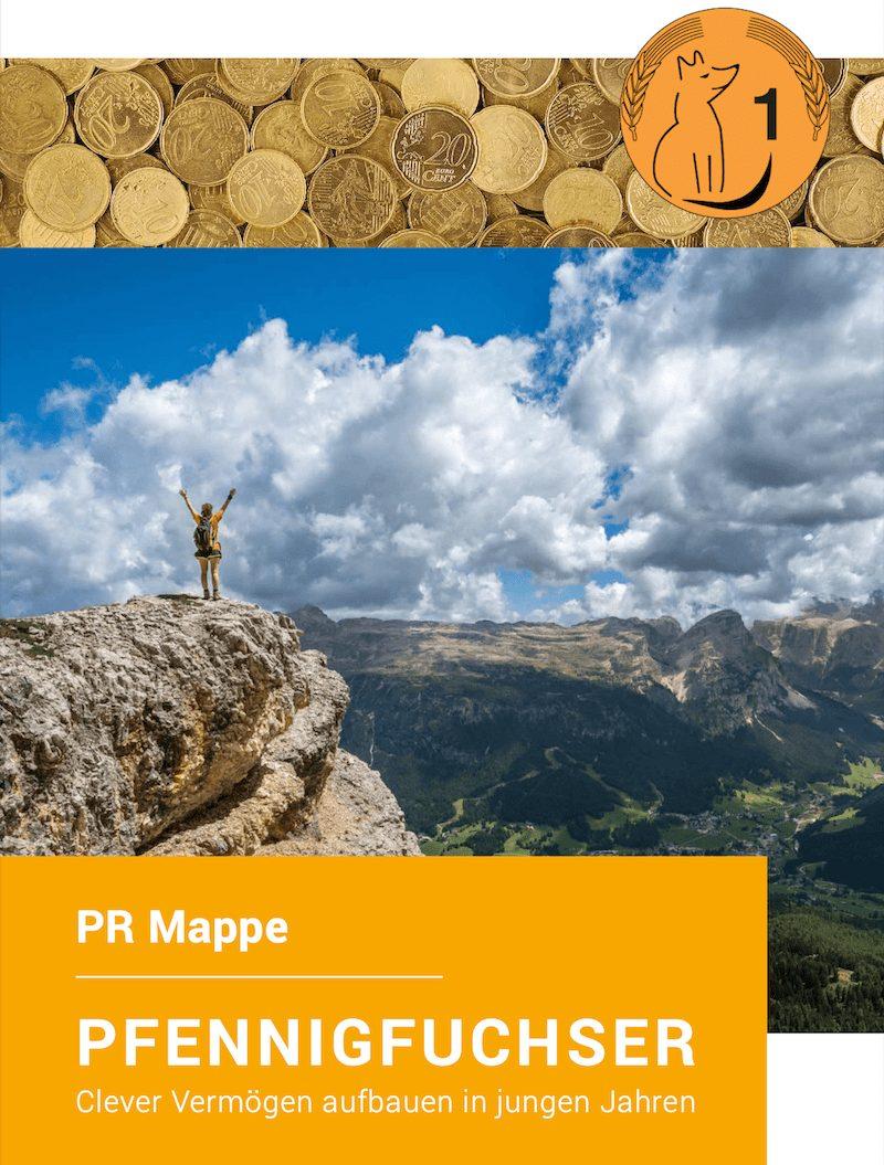 PR Mappe Pfennigfuchser